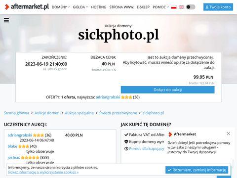 Sickphoto - imprezowa fotobudka