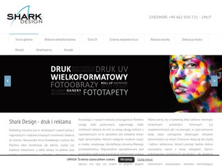 Sharkdesign.pl drukarnia