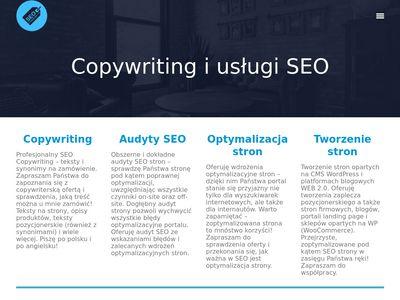 Seo-synonimy.pl - usługi