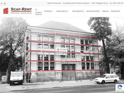 Scaf-rent.pl - rusztowania Szczecin