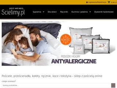 Scielimy.pl - sklep z pościelą