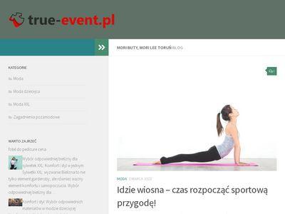 True Event - organizacja ślubów Toruń