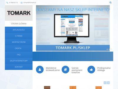 TOMARK - drzwi antywłamaniowe, kłódki, skrzynki