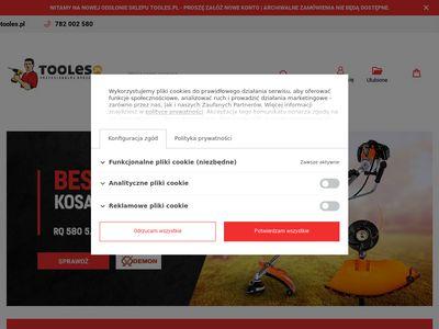 Tooles.pl sklep z narzędziami