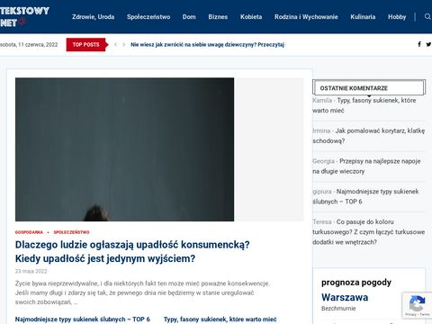 Tekstowy.net - jak zrobić żurek - porady