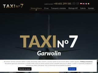 Taxi7garwolin.pl do Modlina