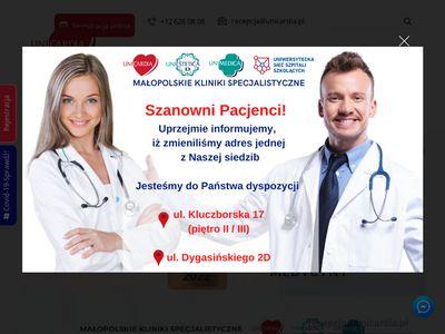 Unicardia laryngolog Kraków