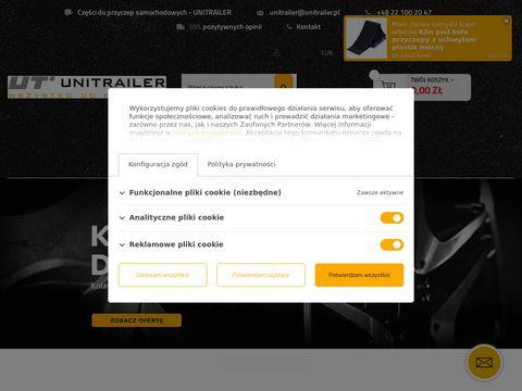 Unitrailer - części do przyczep samochodowych