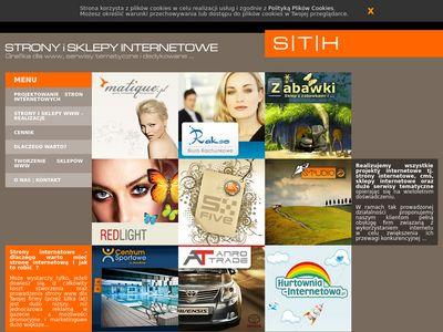 Internetowe-strony.com projektowanie Gdynia