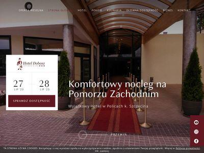Hotele Dobosz Sczecin