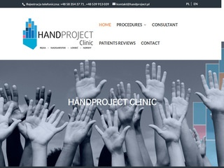 Handproject.pl - chirurg ręki