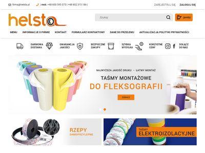 Helsta - taśmy elektryczne