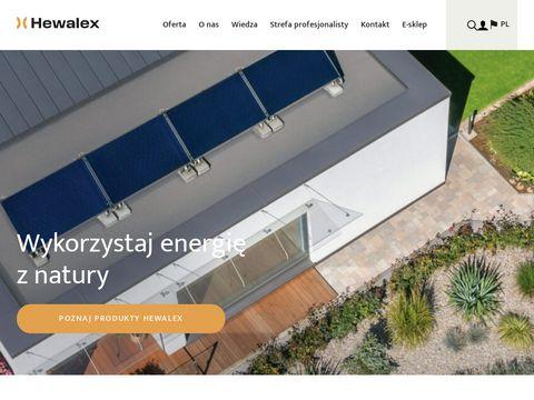 Hewalex.pl baterie słoneczne źródłem energii