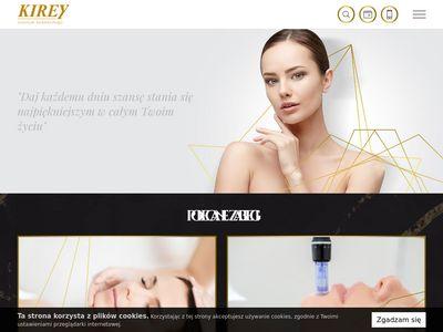 Kirey.pl salon kosmetyczny Gliwice