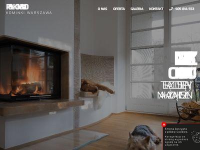 Pol-Kombud - kominki