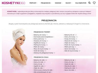 Kosmetyki360.pl do pielęgnacji ciała