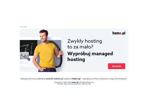 Kn-estetic.pl Katarzyna Nielepkowicz