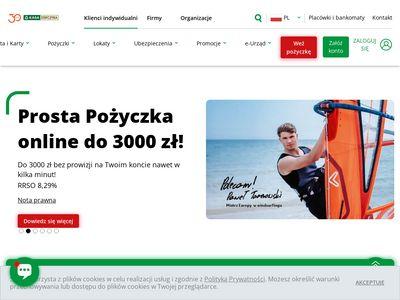 Kasa Stefczyka - pożyczki, lokaty i ubezpieczenia