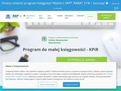 Odpowiedni program dla biur rachunkowych - SKP