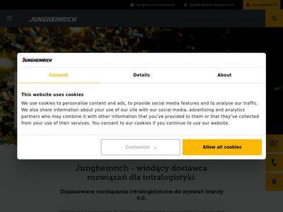 Jungheinrich.pl - wózki widłowe