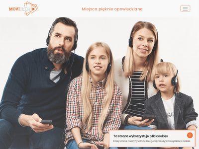 Movitech.pl audio przewodniki