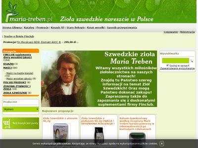 Zioła Szwedzkie Marii Treben 90, 2g
