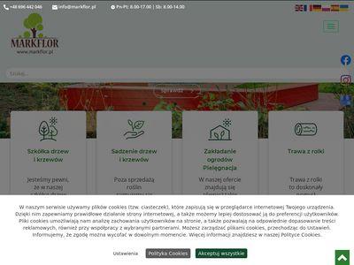 Markflor.pl trawa z rolki Kraków