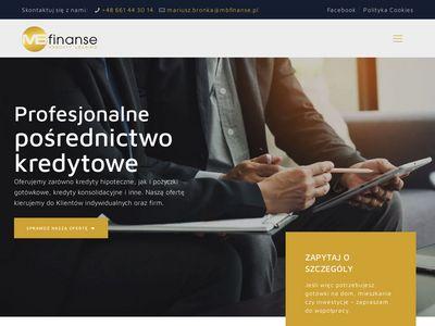 Mb Finanse kredyt gotówkowy Tomaszów Mazowiecki