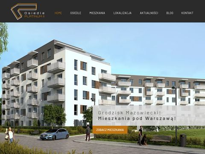 Osiedleplatinum.pl - mieszkania pod Warszawą
