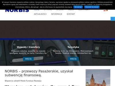Norbis autokary wynajem Szczecin