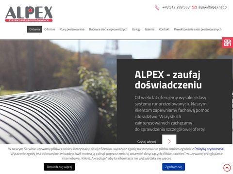 Alpex - wymienniki ciepła