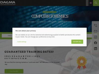 Acsdagma.com.pl szkolenia it Gdańsk