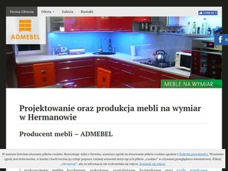 Admebel producent mebli Hermanów