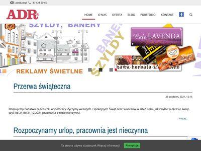 ADR - agencja reklamowa