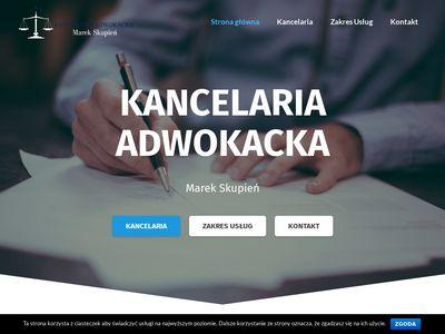 Marek Skupień sprawy podatkowe Wodzisław Śląski