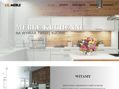 Ck-meble.pl nowoczesne meble kuchenne