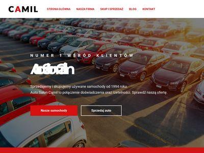 Camil.pl - auto komis