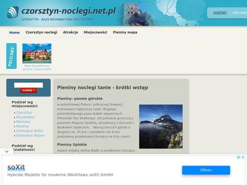 Czorsztyn-noclegi.net.pl