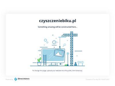 Czyszczeniebiku.pl