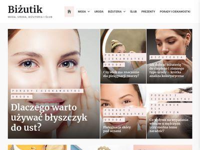 Bizutik.pl - biżuteria srebrna sklep internetowy