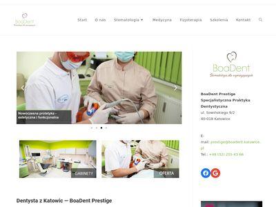 BoaDent Prestige - chirurgia stomatologiczna