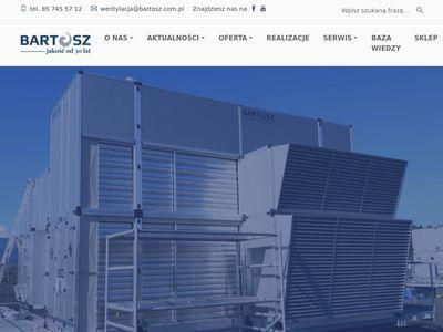Bartoszwentylacja.com.pl