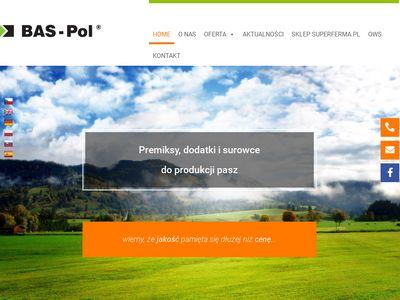 Bas-pol.pl mieszanki paszowe