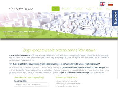 Budplan.net projekty budowlane - Warszawa