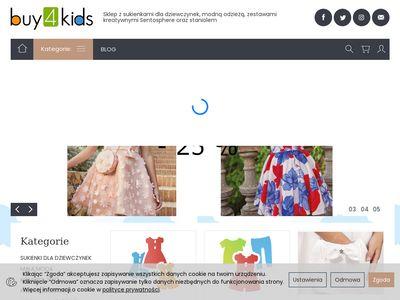 Buy4Kids.pl - sklep dla twojego dziecka