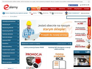 E-alarmy.pl - monitoring ip