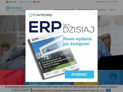 Extendo.pl - wdrożenia office 365 dla firm