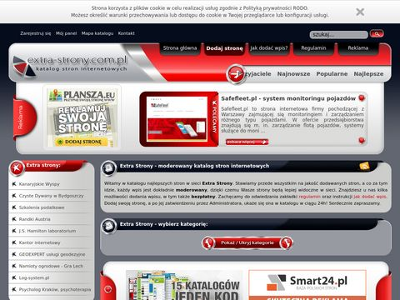 Extra-strony.com.pl spis