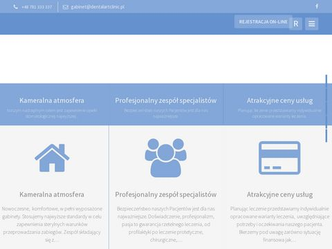 Dentalartclinic.pl