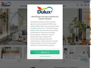 Dulux.pl farby